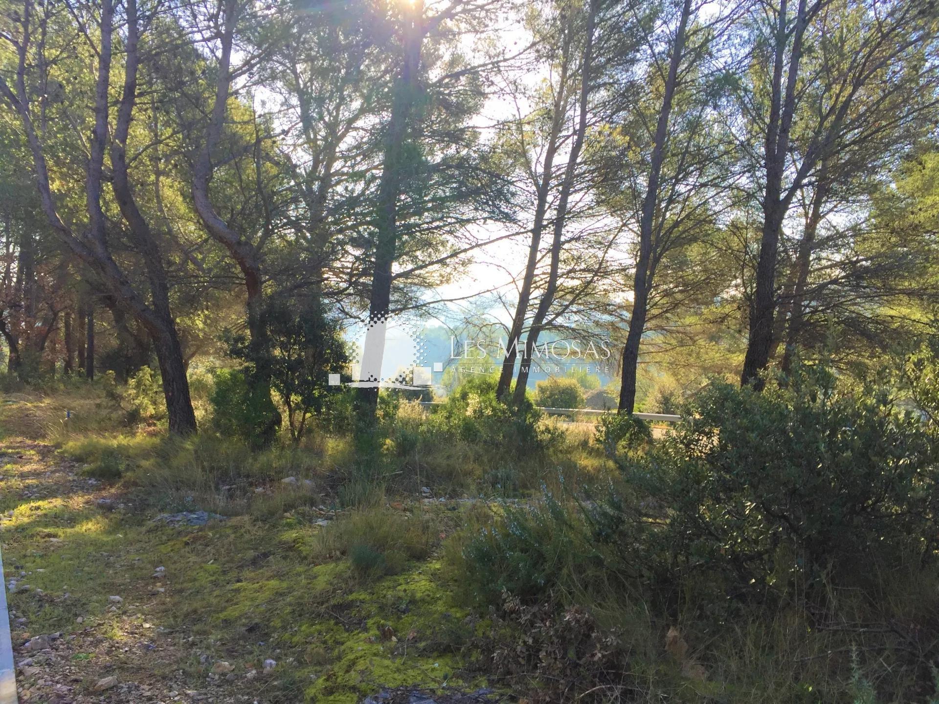 Salernes,  6 Terrains à bâtir viabilisés