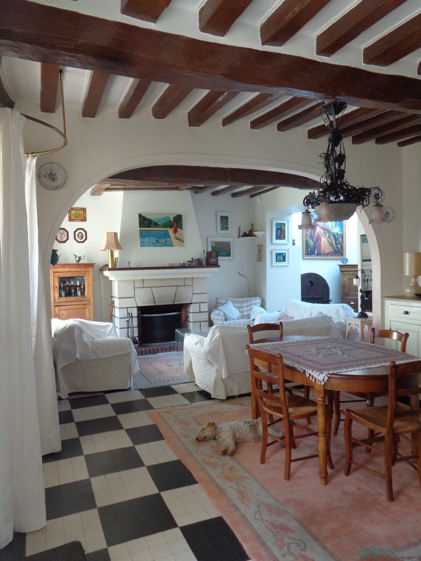 Maison individuelle  du 17ème siècle