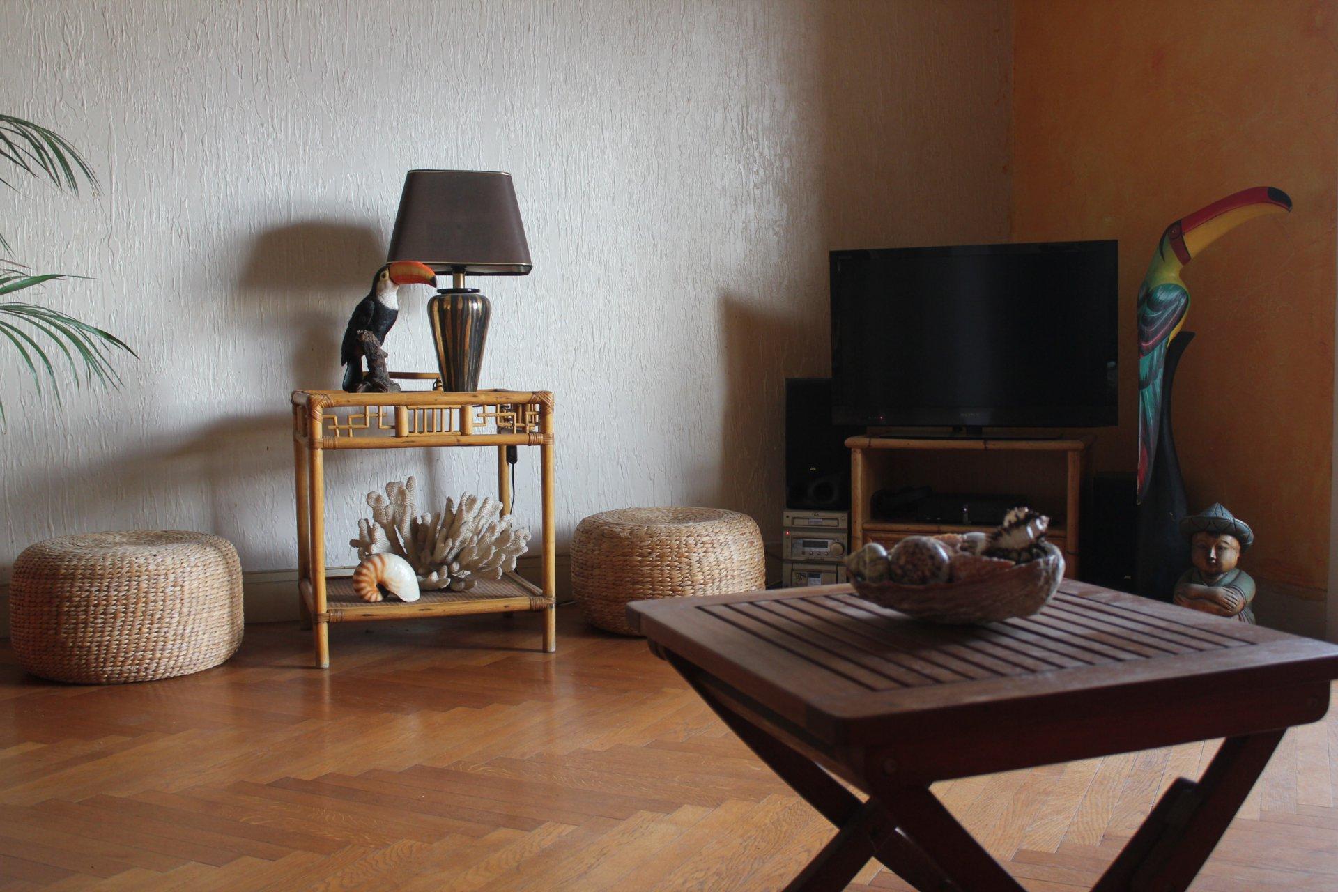Bel appartement 3 pièces au dernier étage Vue Mer
