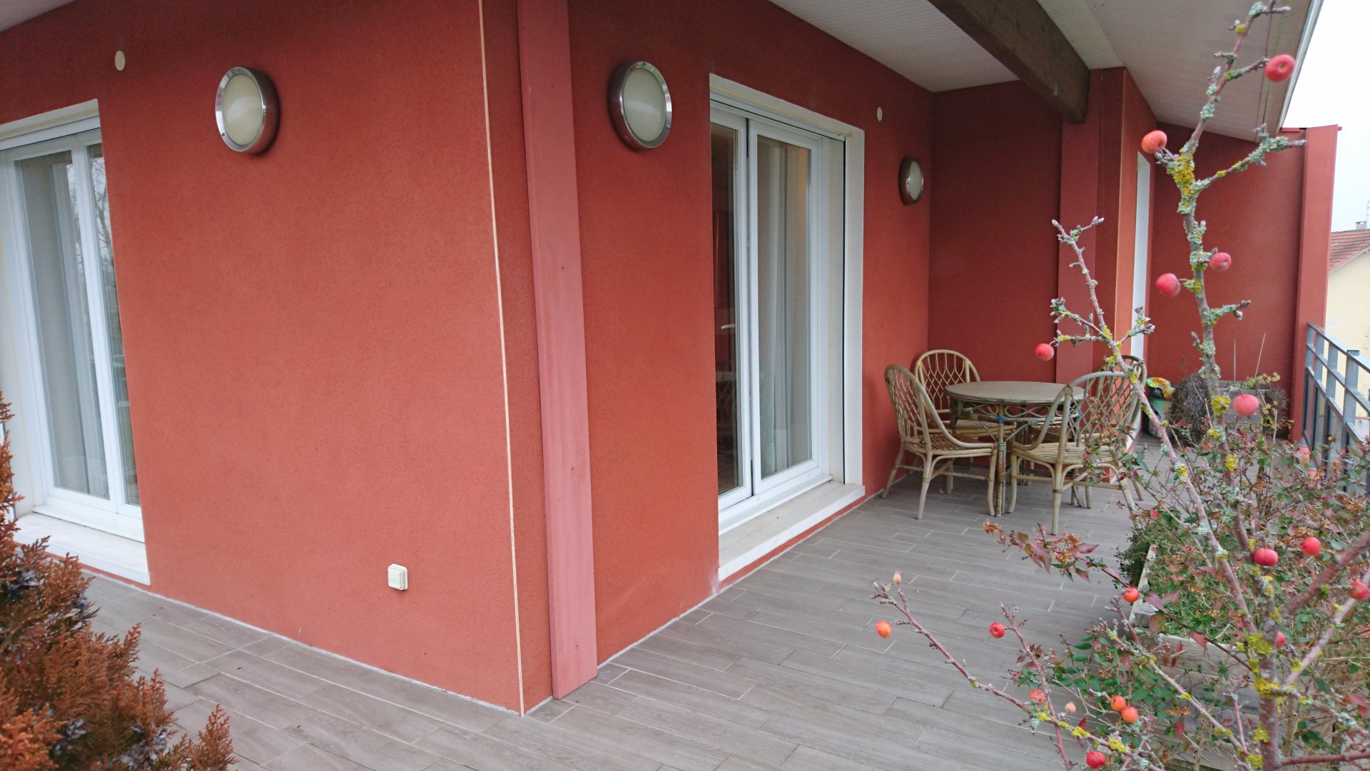 Appartement de grand standing de 180.36 m² sur balcons et terrasses de 53.33 m²