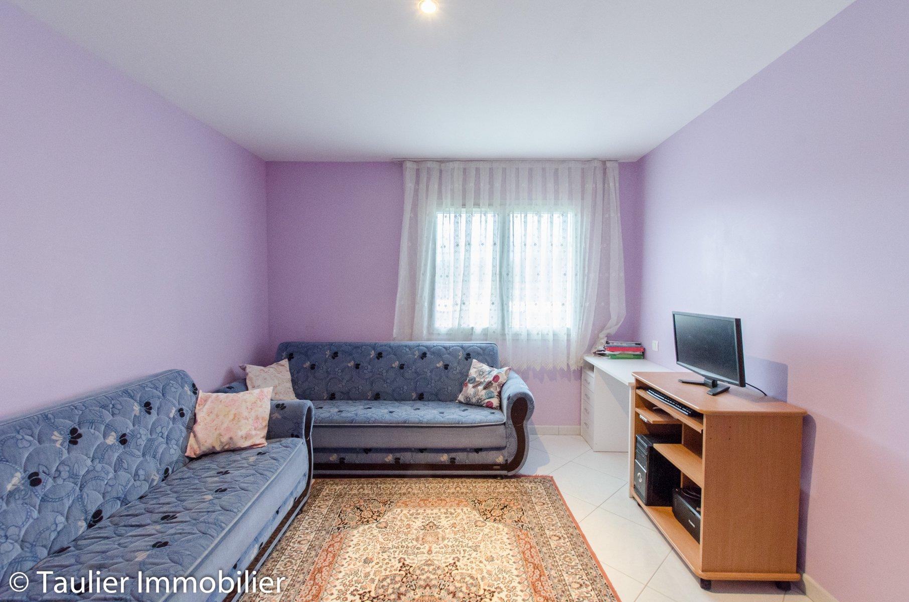 Villa plain-pied de 4 chambres