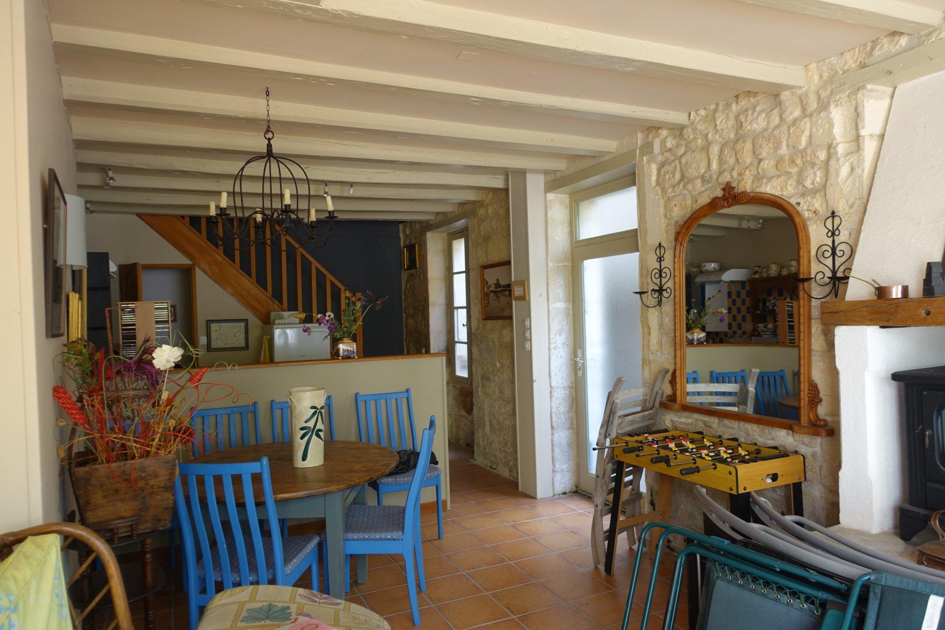 Sale House - Saint-Savinien