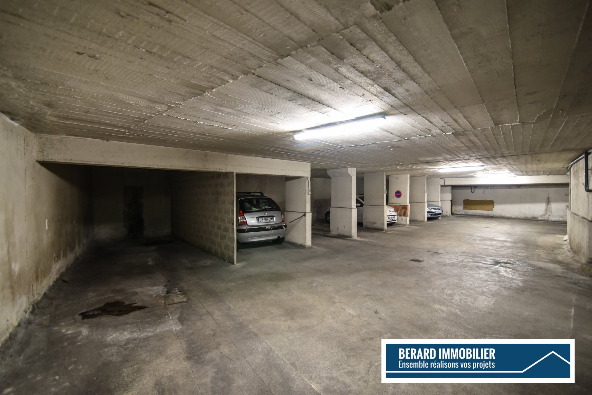 58 rue Auguste Pegurier  (GRAND PARKING)