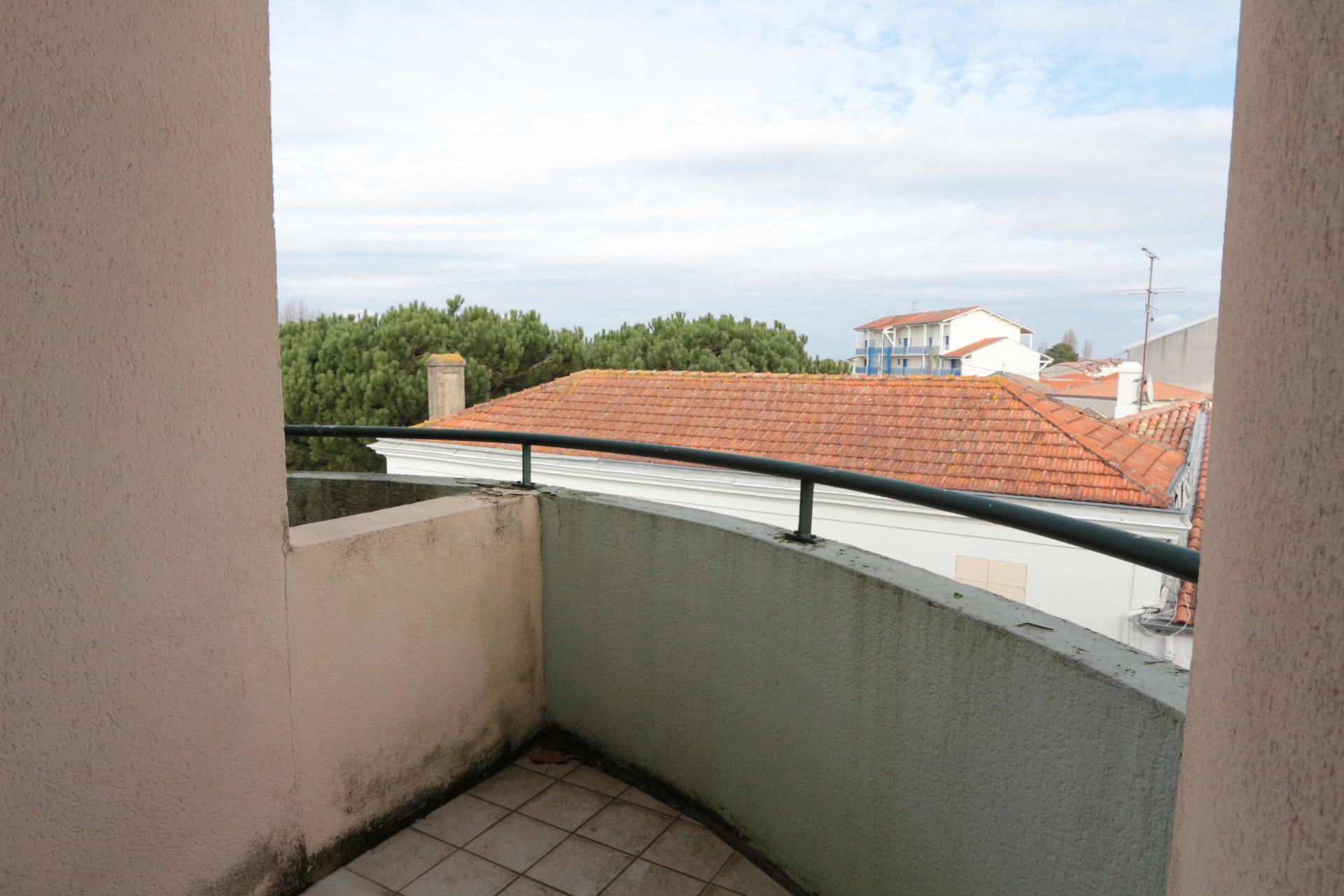 Appartement T2 36m2 avec balcon en centre ville