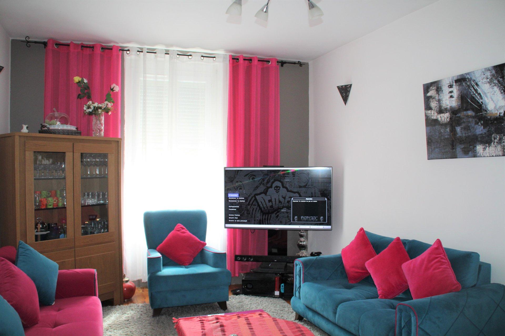 Maison mitoyenne de 90 m²