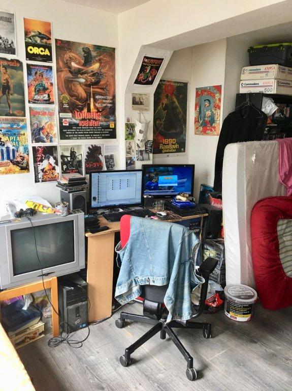 Studio 28 m2 Rouen cauchoise