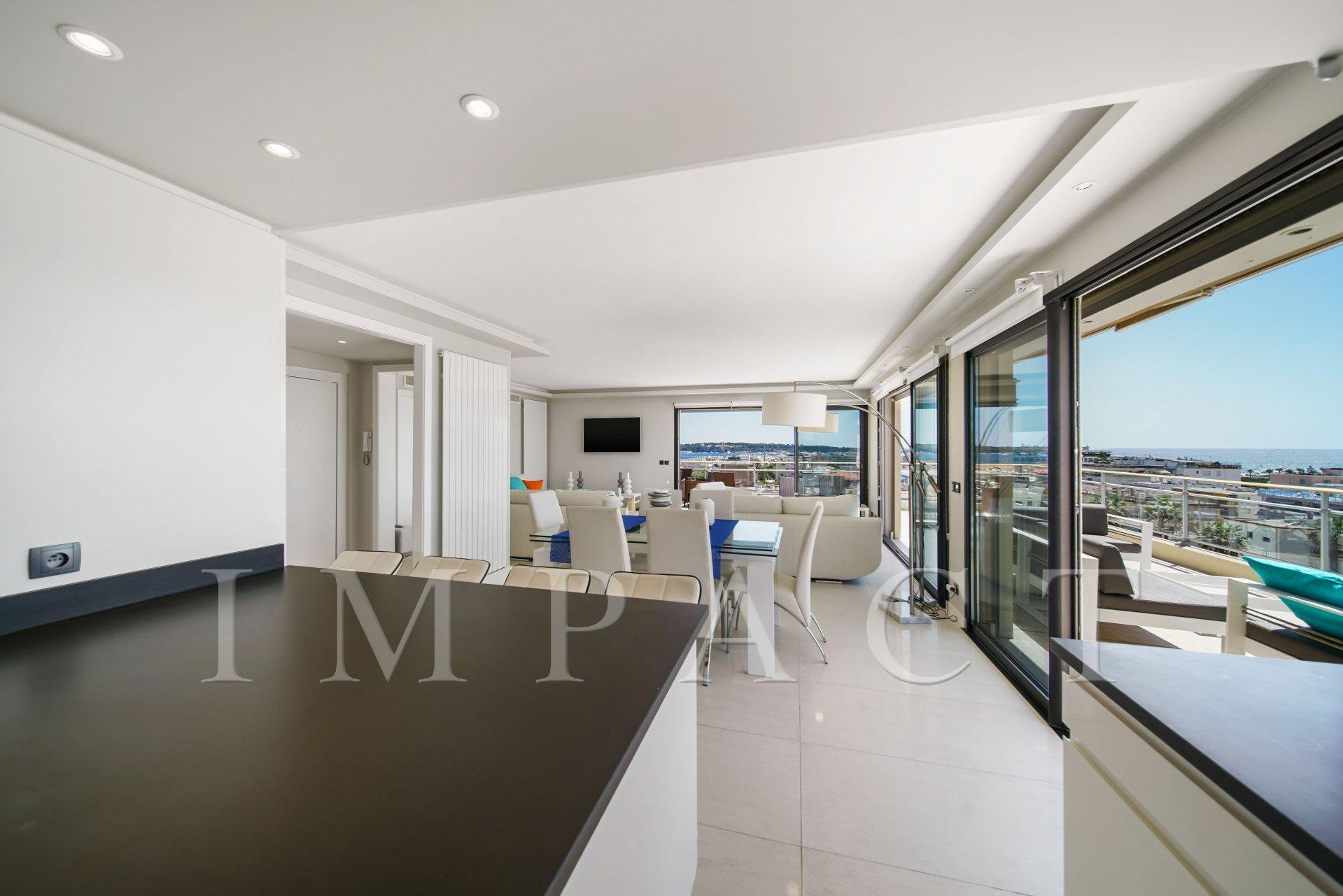 Penthouse FOR SALE CANNES BEHIND CROISETTE