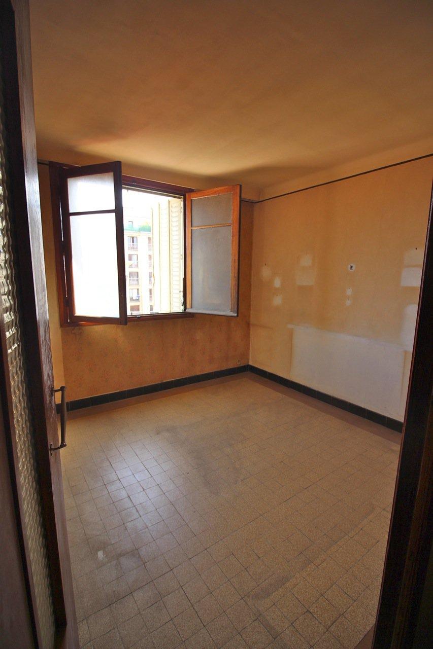 T3 dernier étage avec vue dégagée
