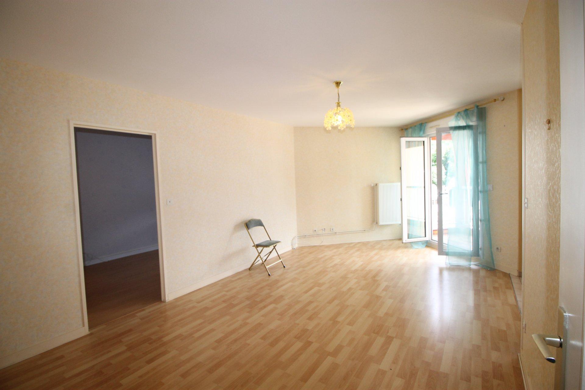 Appartement 2 pièces avec garage
