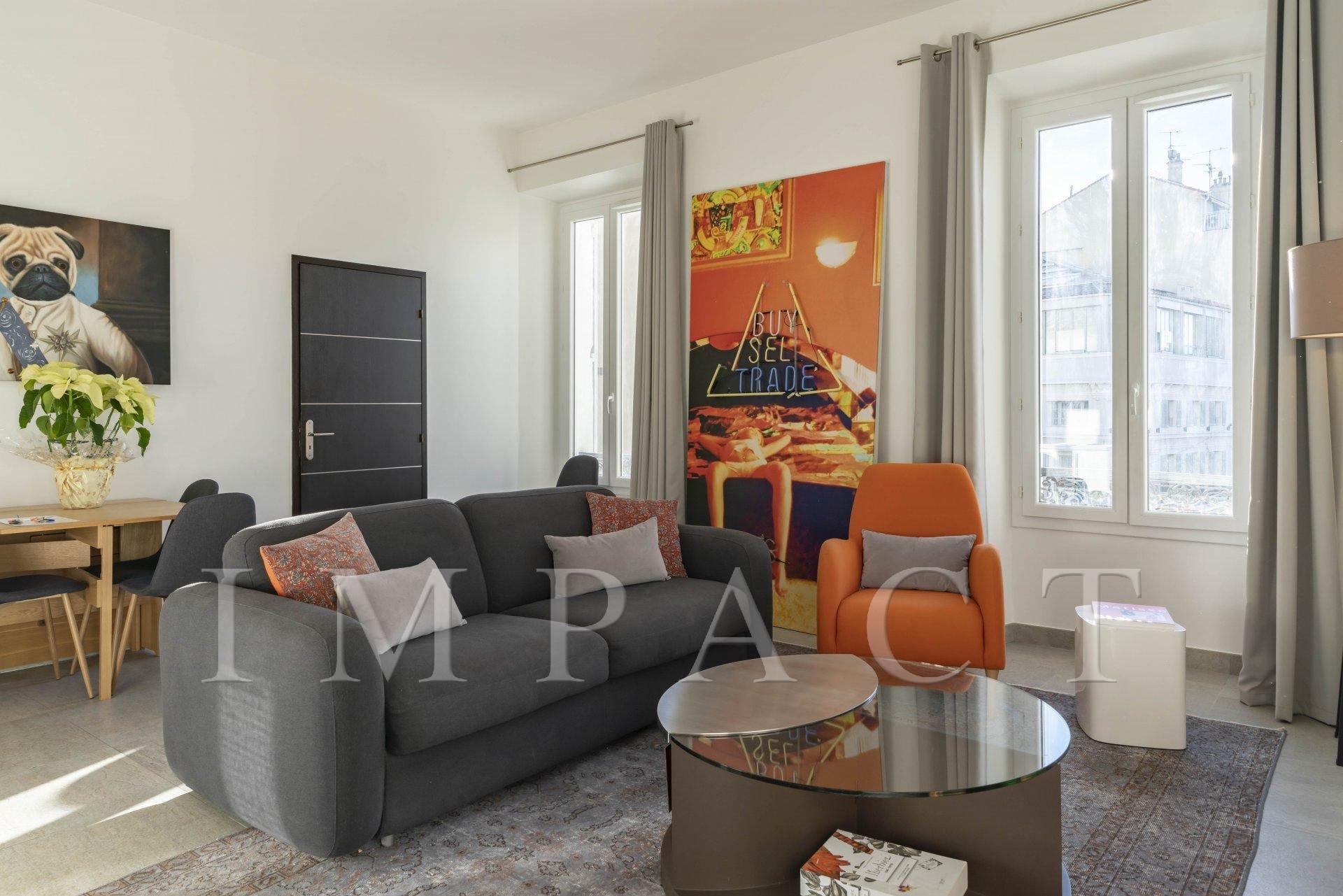 A louer appartement 3 pièces Cannes