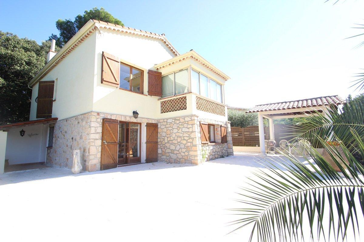 Vente Maison - La Roquette-sur-Siagne