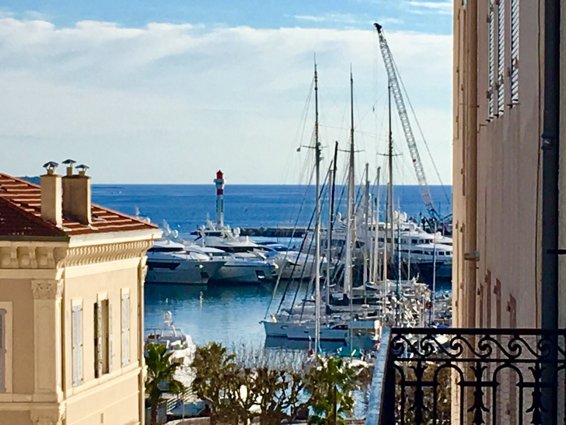 CANNES FULL CENTER LOVELY APPARTMENT FOR SALE SEA VIEW
