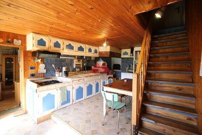 Maison de village de 120 m² avec garage