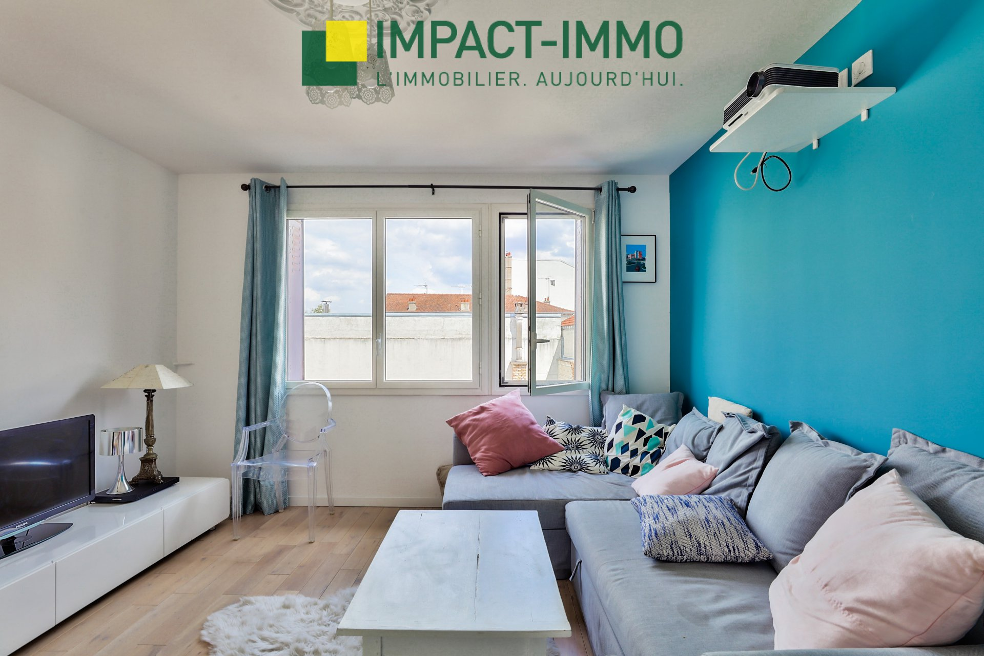 Appartement Familial 6 Pièces - Bécon