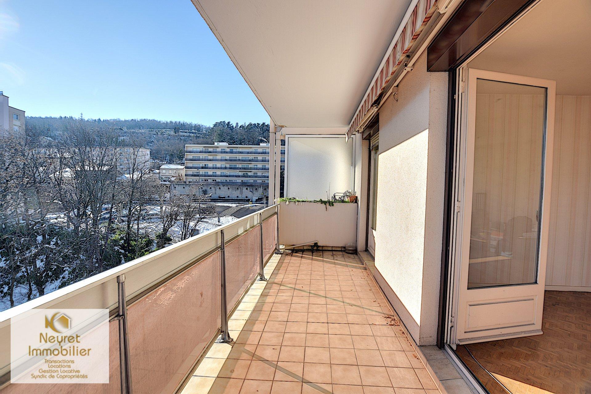 Vente Appartement - Saint-Étienne Bergson La Terrasse
