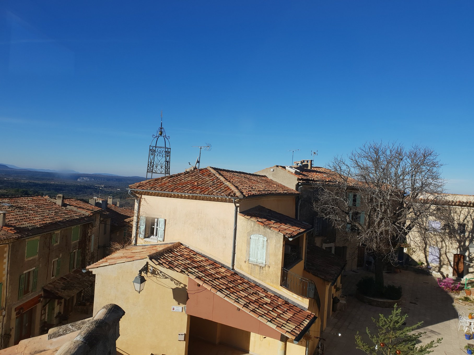 TOWN House facing the amazing view of Baudinard sur Verdon