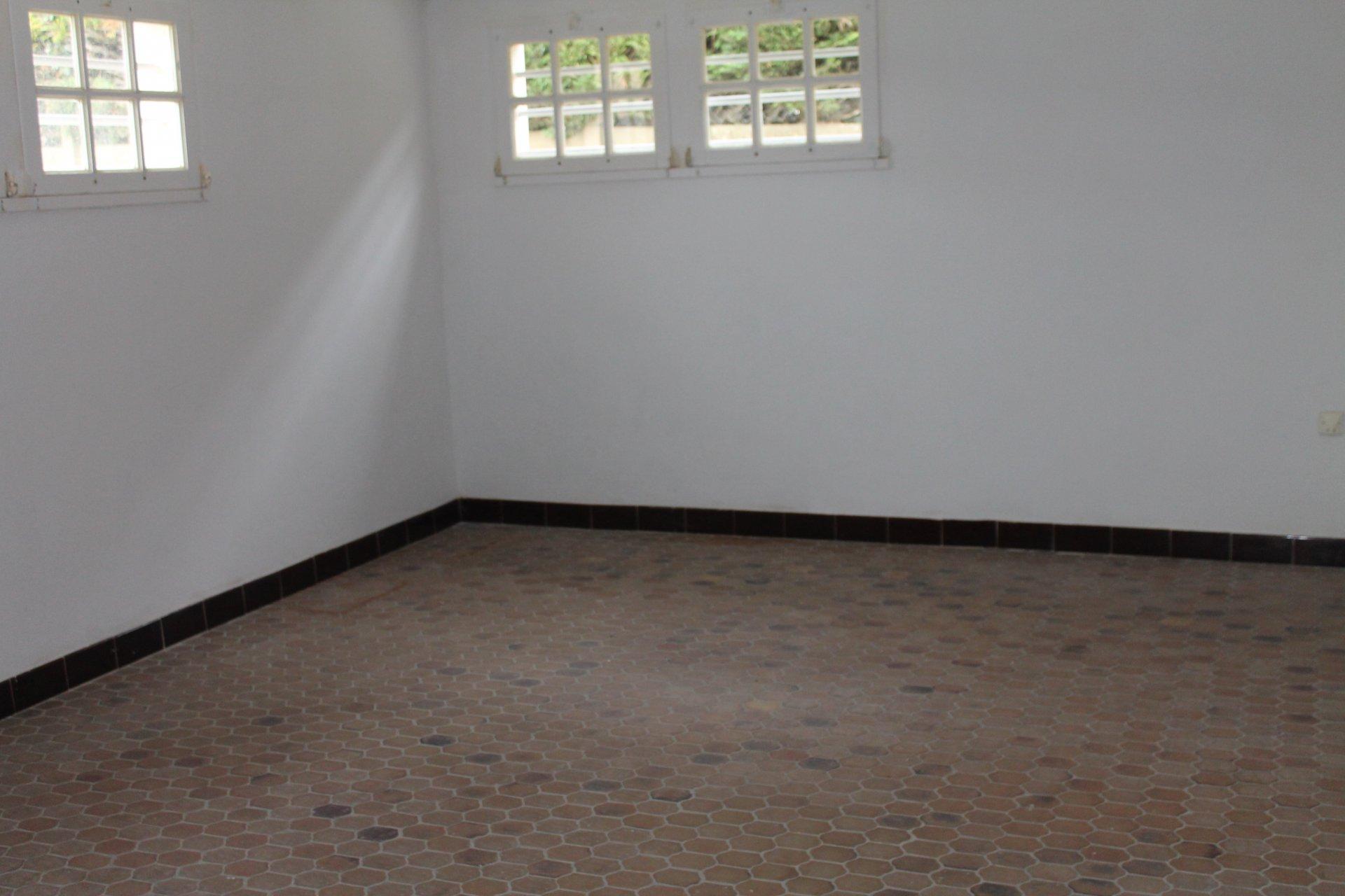 pavillon sur sous sol
