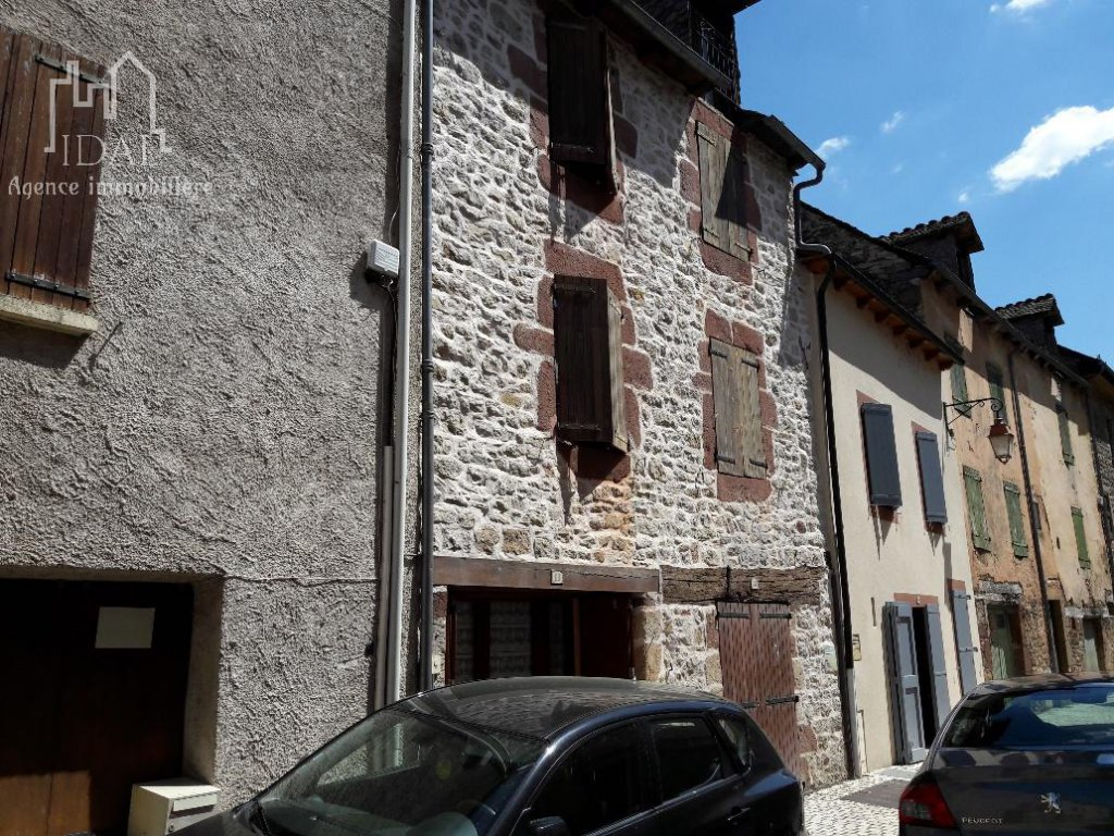 La Canourgue- Maison de village