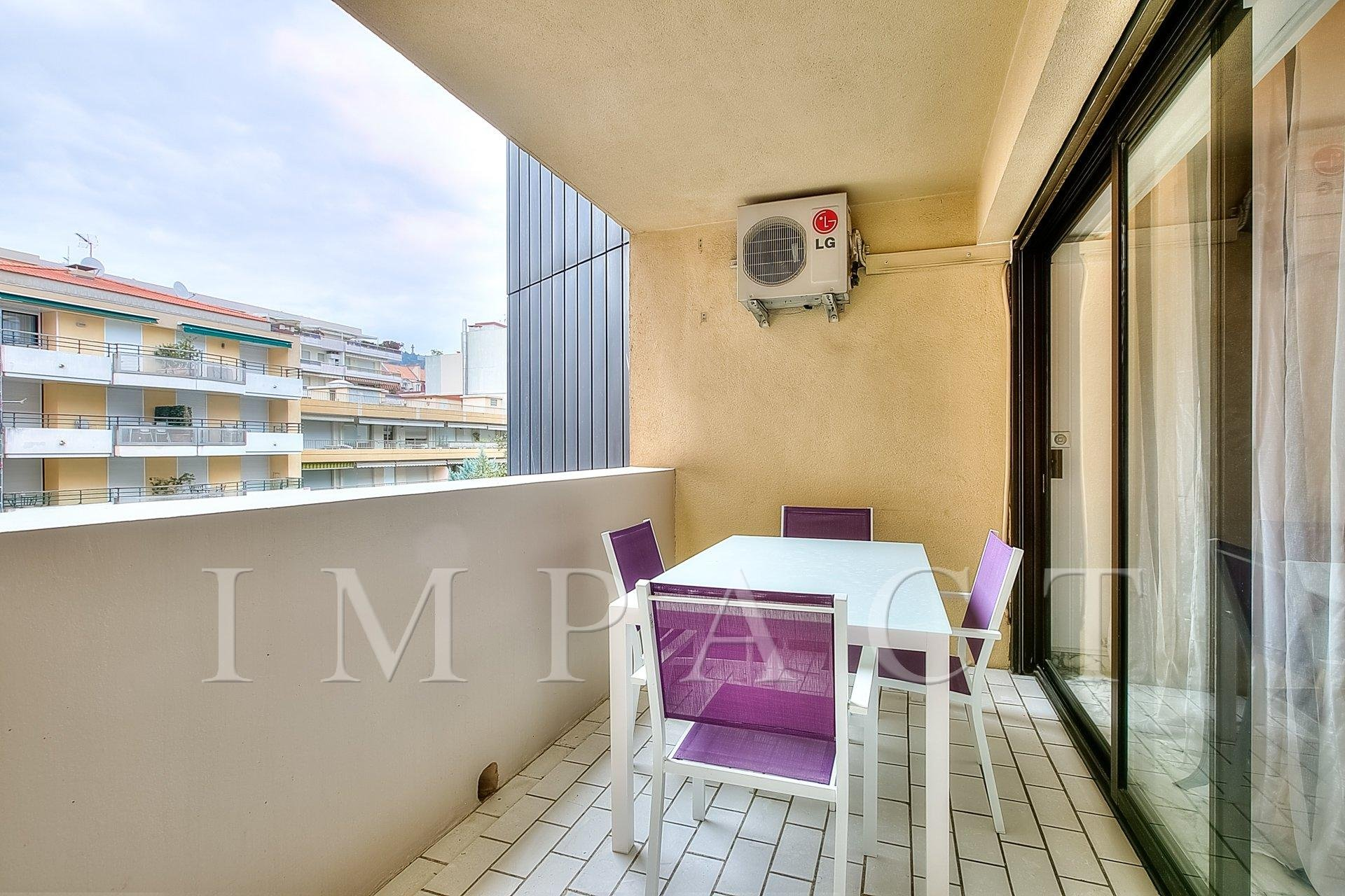 Apartment to rent in the heart of Cannes
