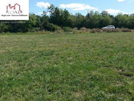 Grezes terrain constructible 1132 m²