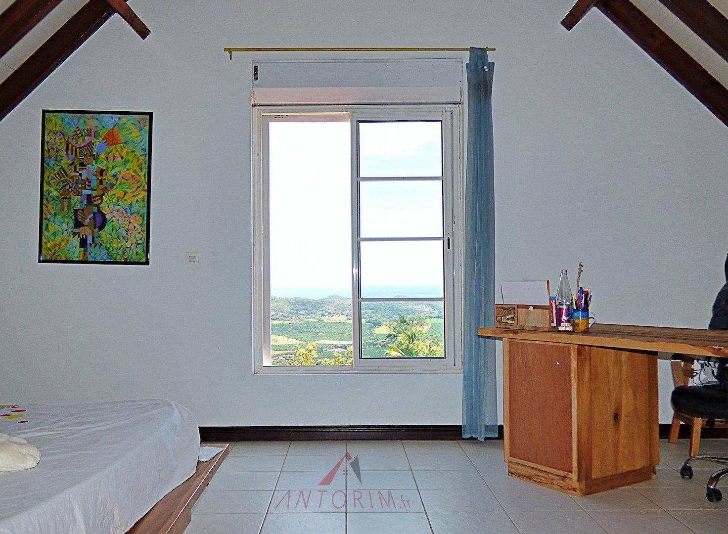 Le François - Magnifique villa T6 sur 3 000m2 de terrain - Piscine - Vue Mer Panoramique