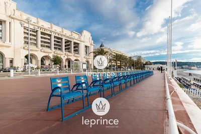 Nice Promenade des Anglais - 3 BedRooms -  Terrasse Vue Mer