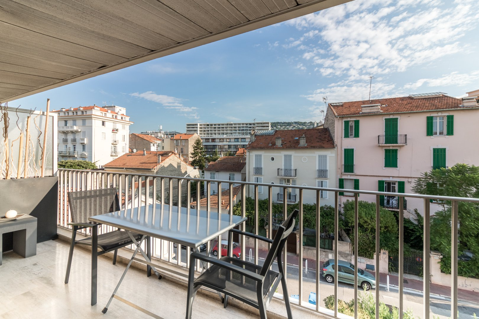 CANNES - Studio with terrace