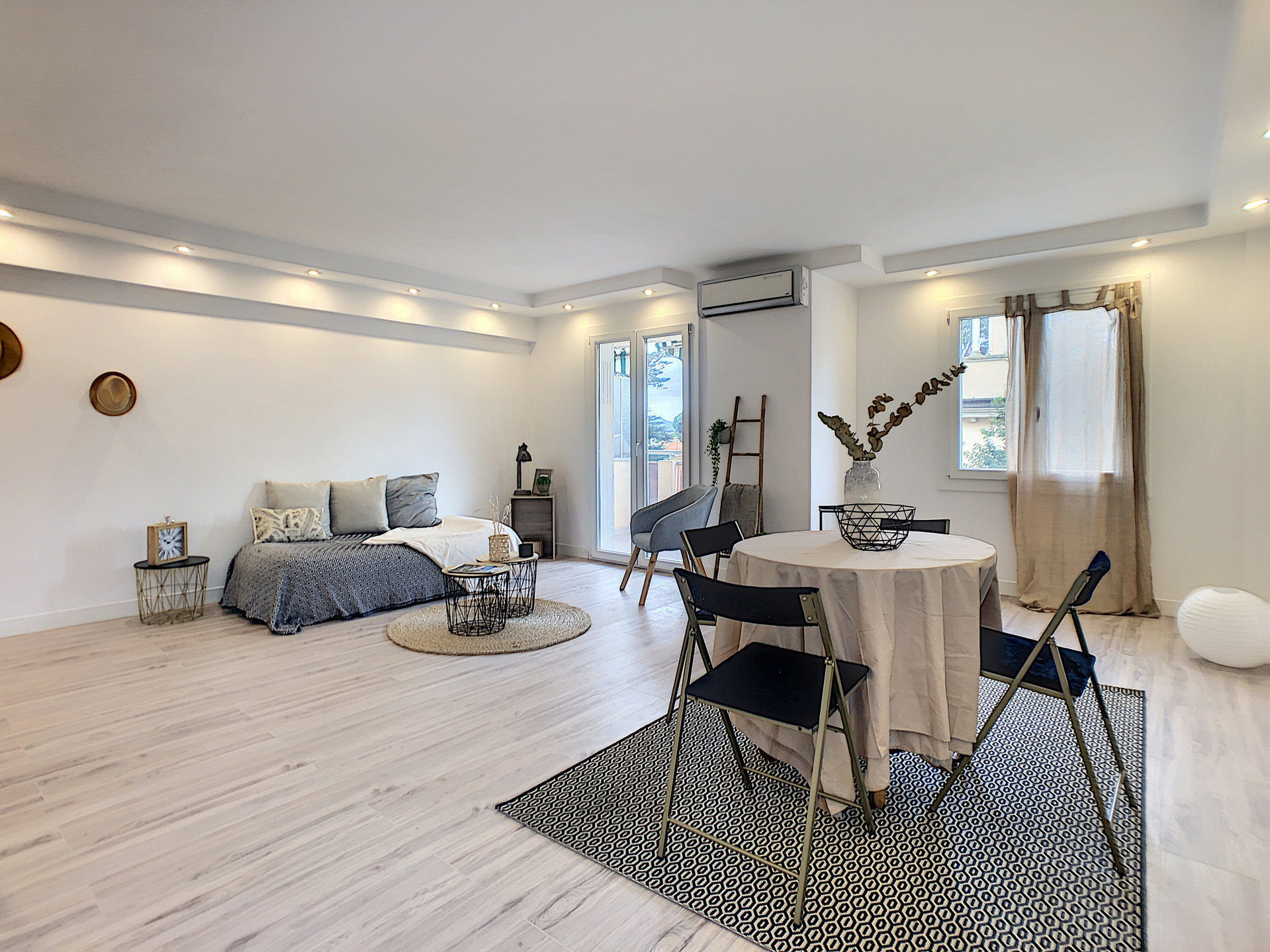 Cannes Alexandre III, Wonderfull 2 bedrooms appartment renovated