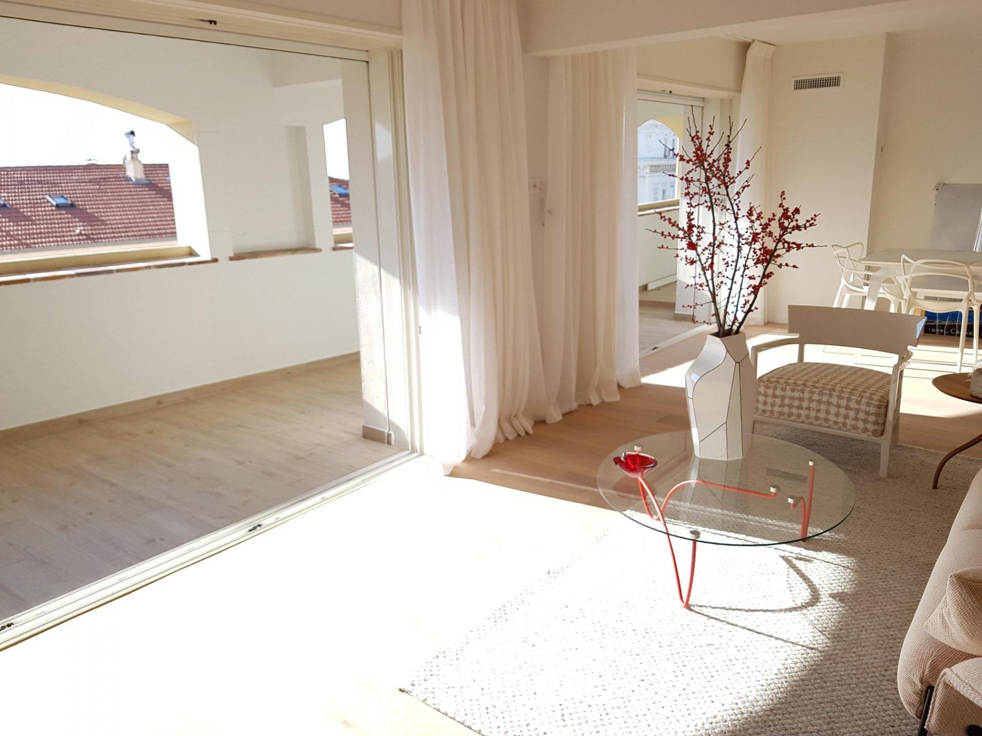Appartement 3 pièces Cannes proche Palais