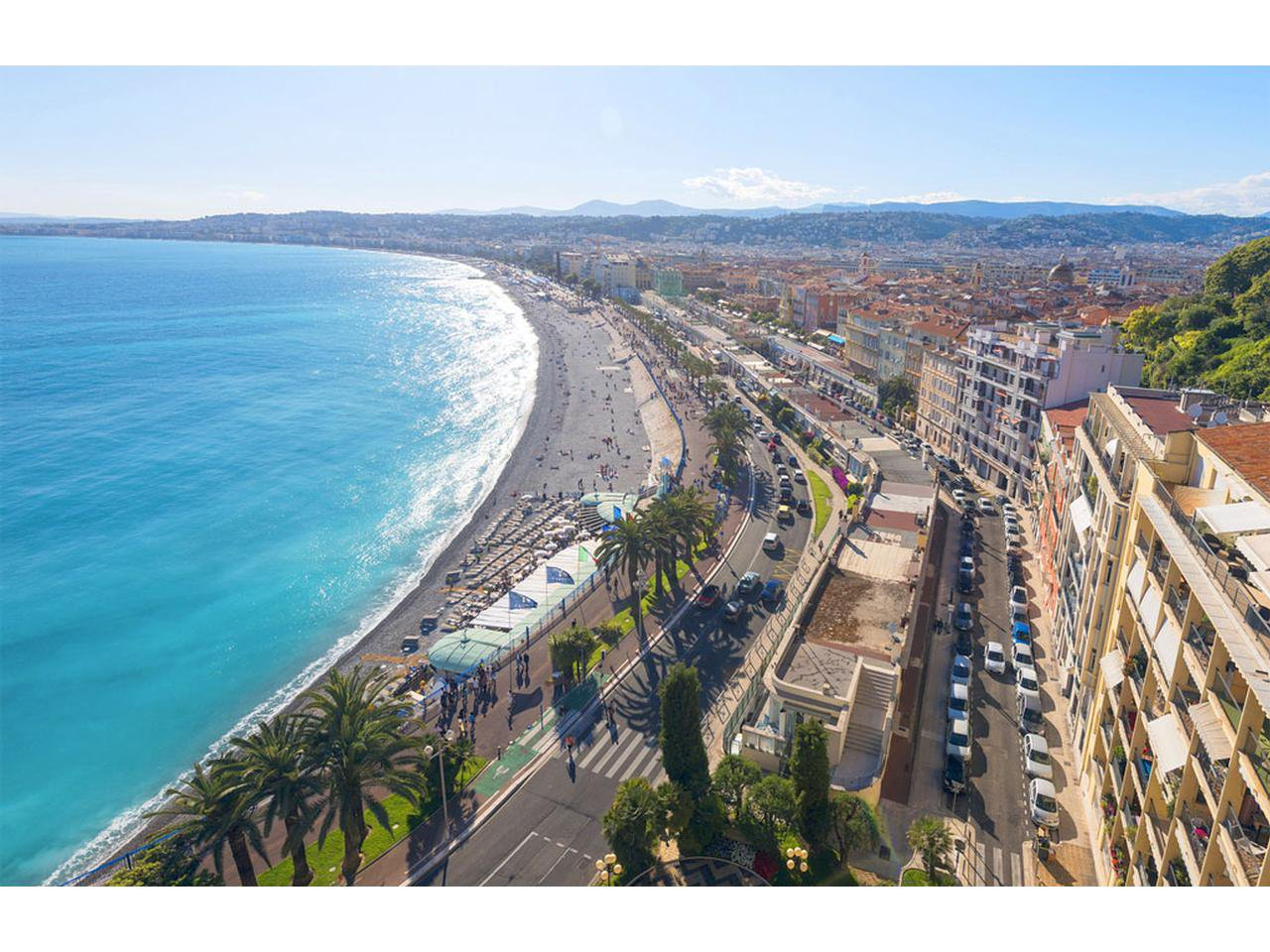 245 promenade des anglais : parking 12.500 €