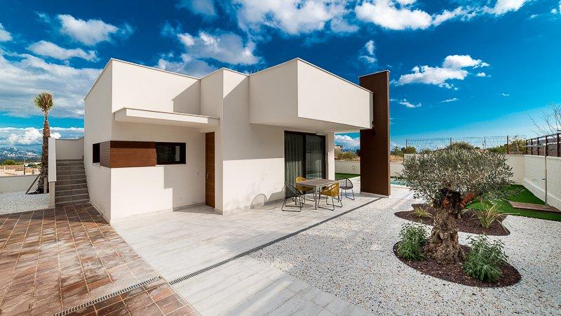Villa de style moderne à Polop