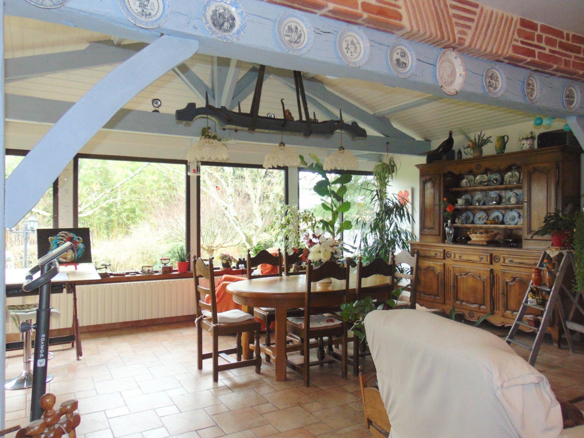 Maison Périgourdine avec Piscine