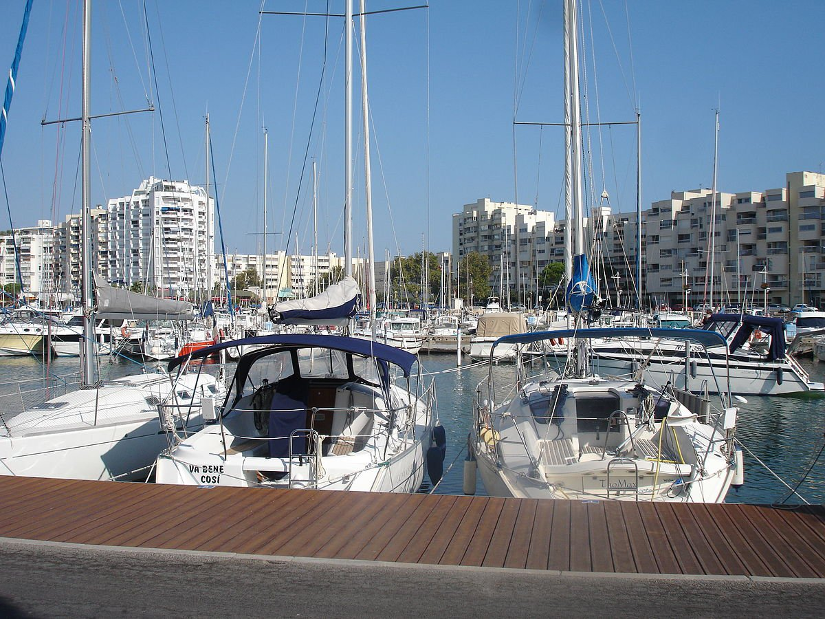 Carnon Mer et port - emplacement unique !!!