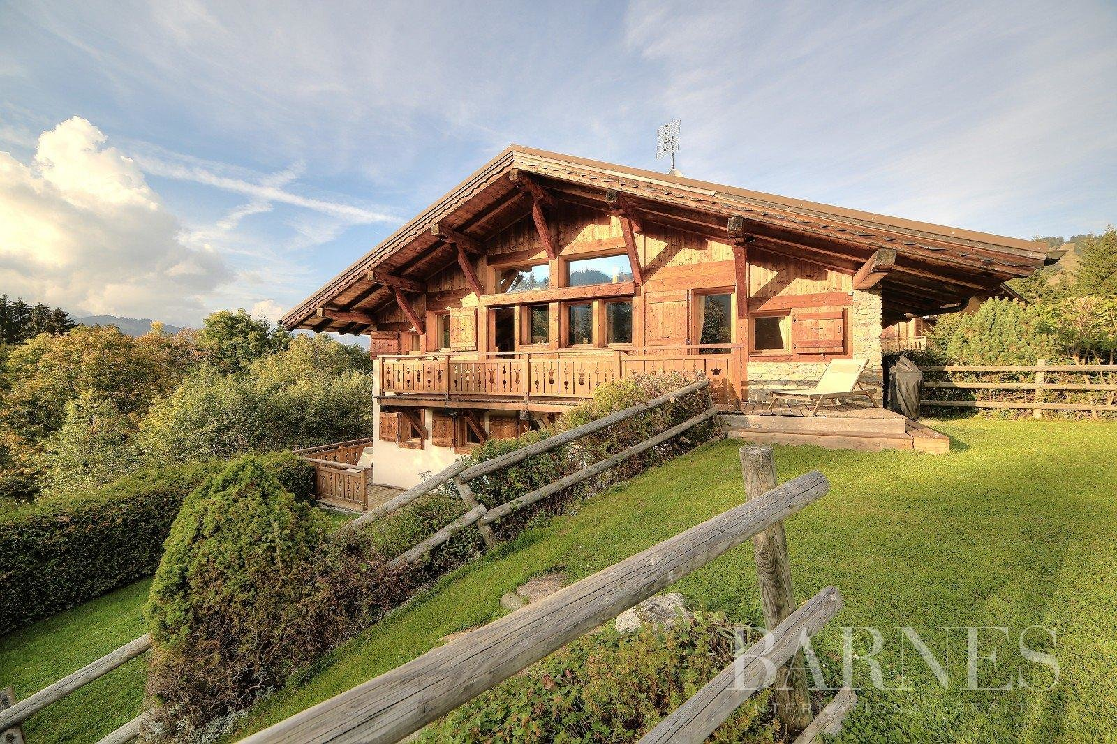 M-56429 Chalet in Megeve