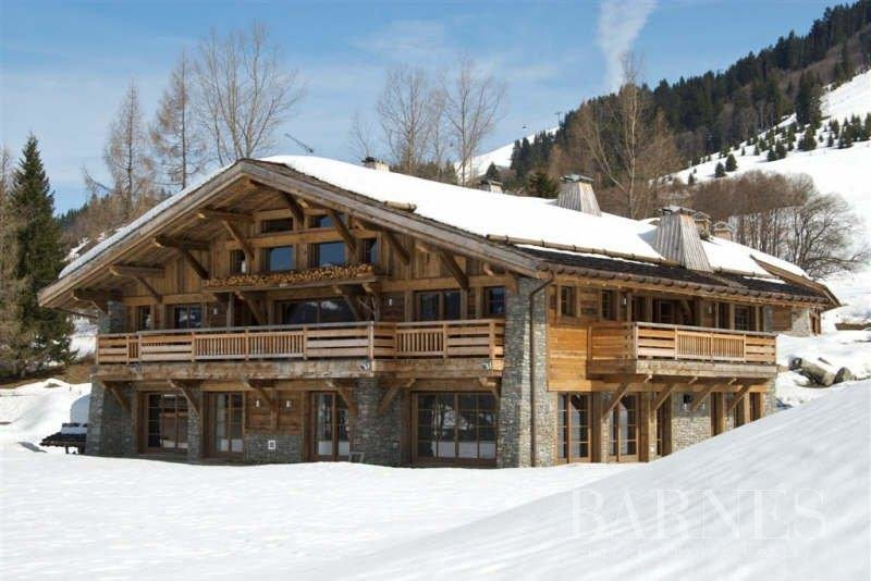 750 sq.m Chalet close to the Golf course Chalet in Megeve