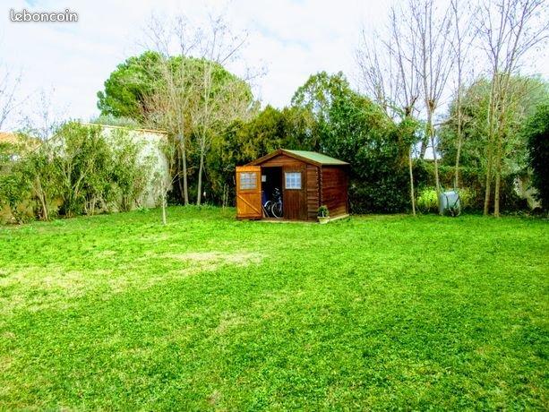 Proche Mauguio et Baillargues- villa sur 1600m²