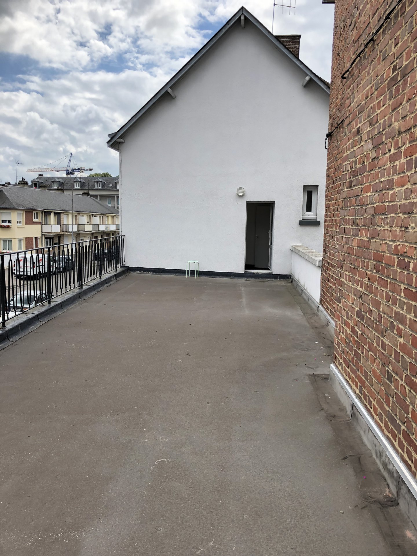 Beau F2 avec terrasse de 46 m2