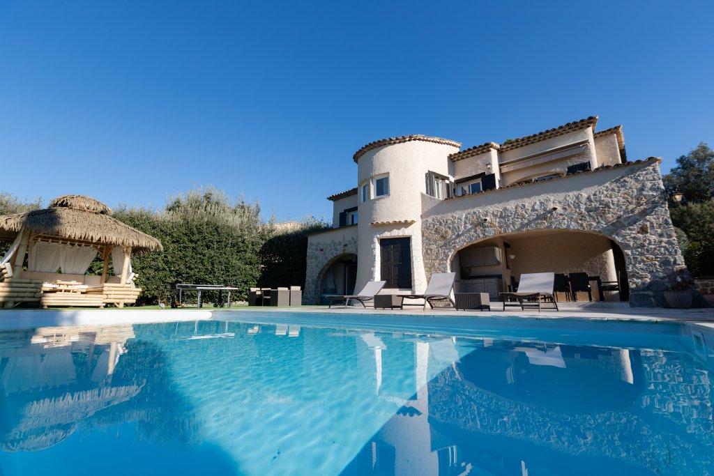 Magnifique villa à Grasse 190m2, 20min Cannes Croisette