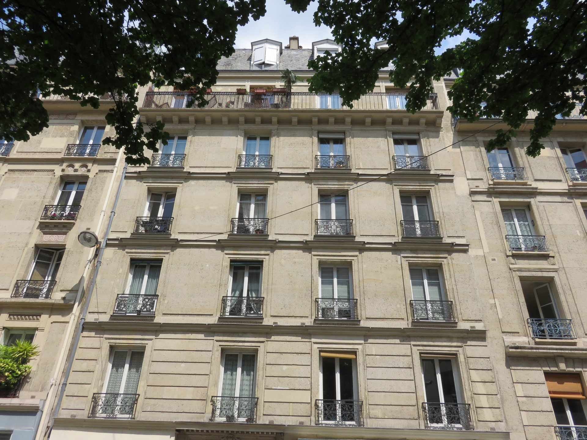 Vente Appartement - Paris 18ème