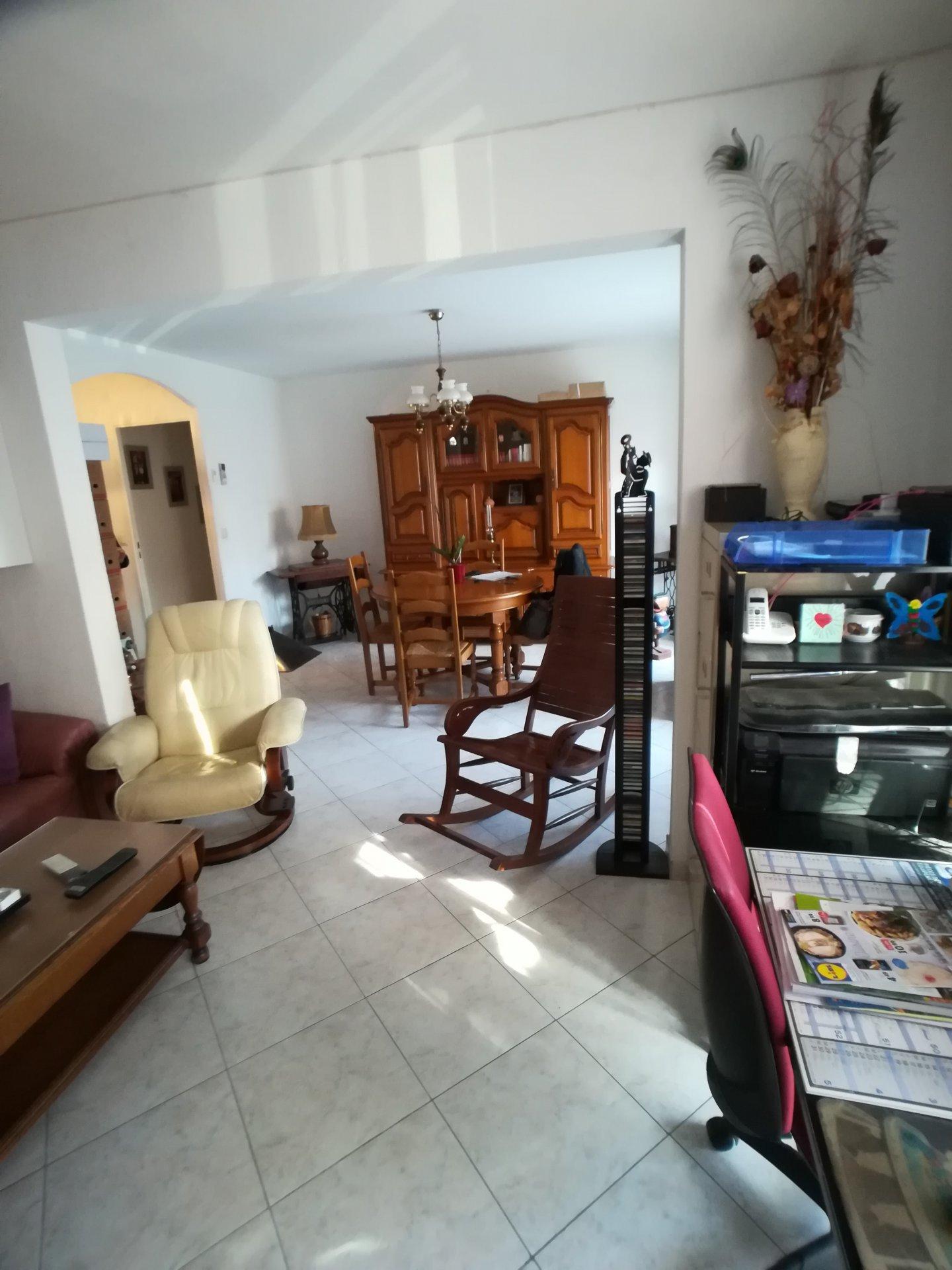 appartement 4 pièces 88 m²