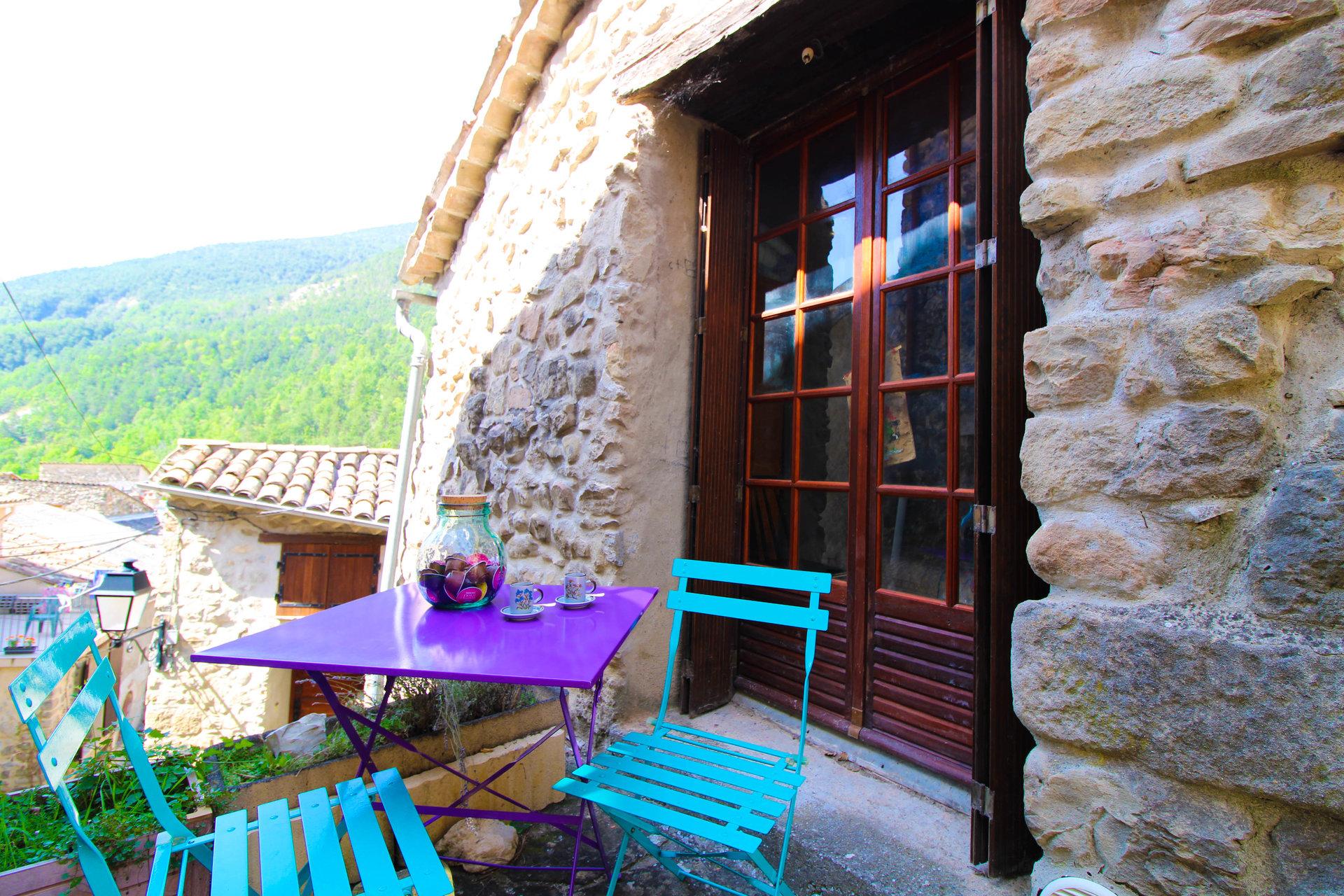 Vente Maison de village Annot