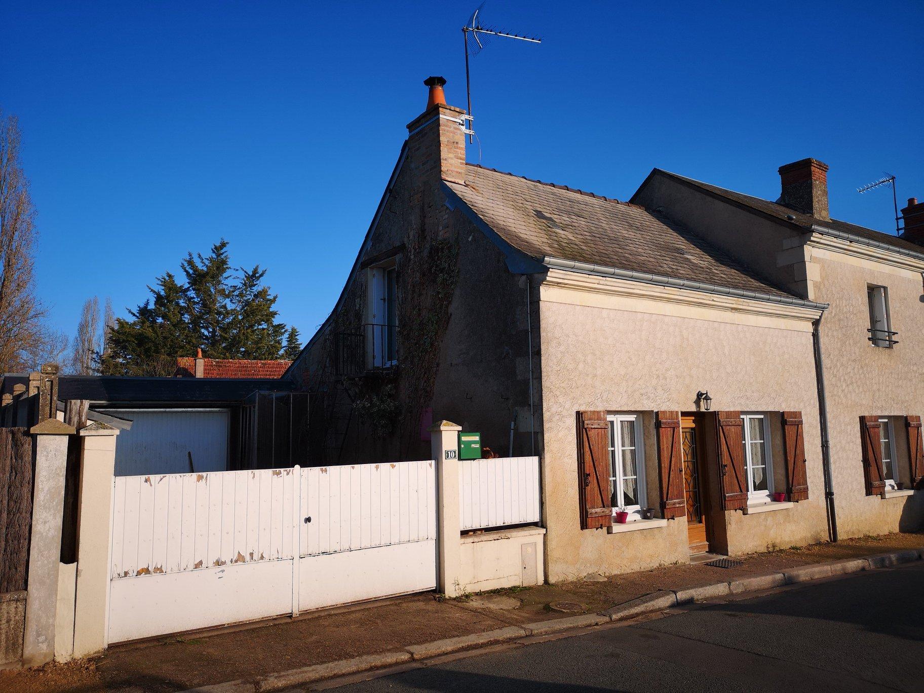 Maison de village - Avrillé les ponceaux