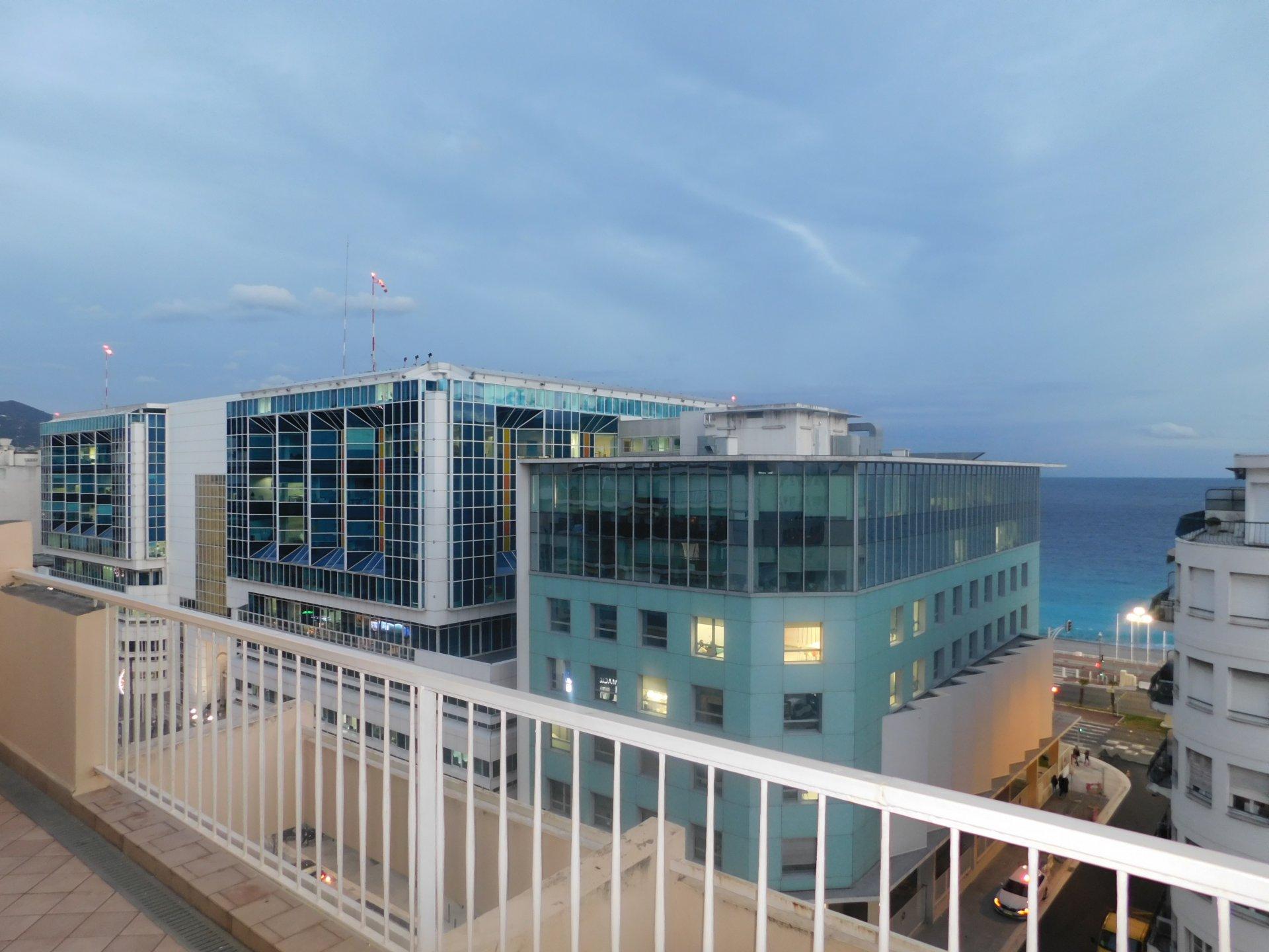Californie Dernier étage Deux pièces avec vue sur mer