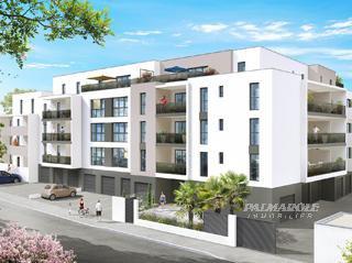 Superbe appartement standing Perpignan Orientation Sud-Ouest.
