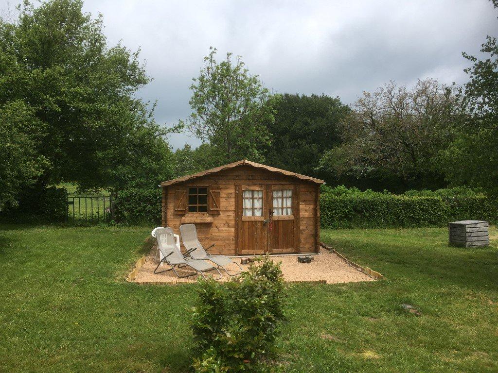 Cosy et confortable chalet dans le Morvan, Bourgogne