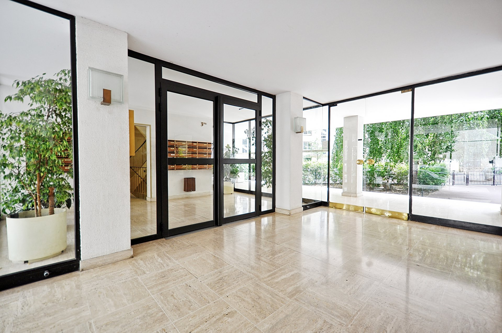 3/4 pièces balcon ascenseur - Pierre Grenier