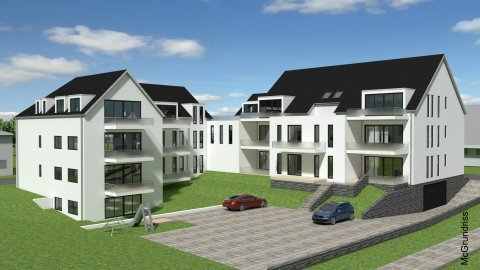 Programme Appartement - Langsur - Allemagne