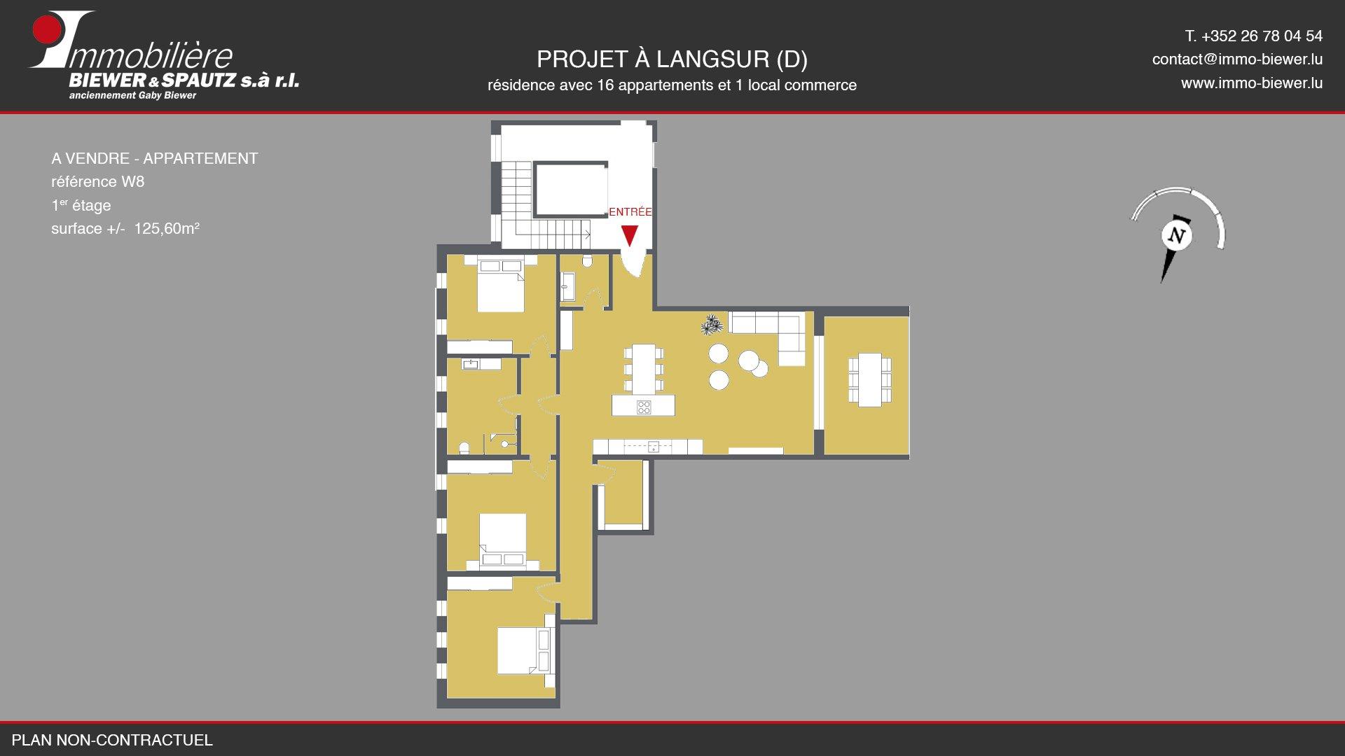Vente Appartement - Langsur - Allemagne
