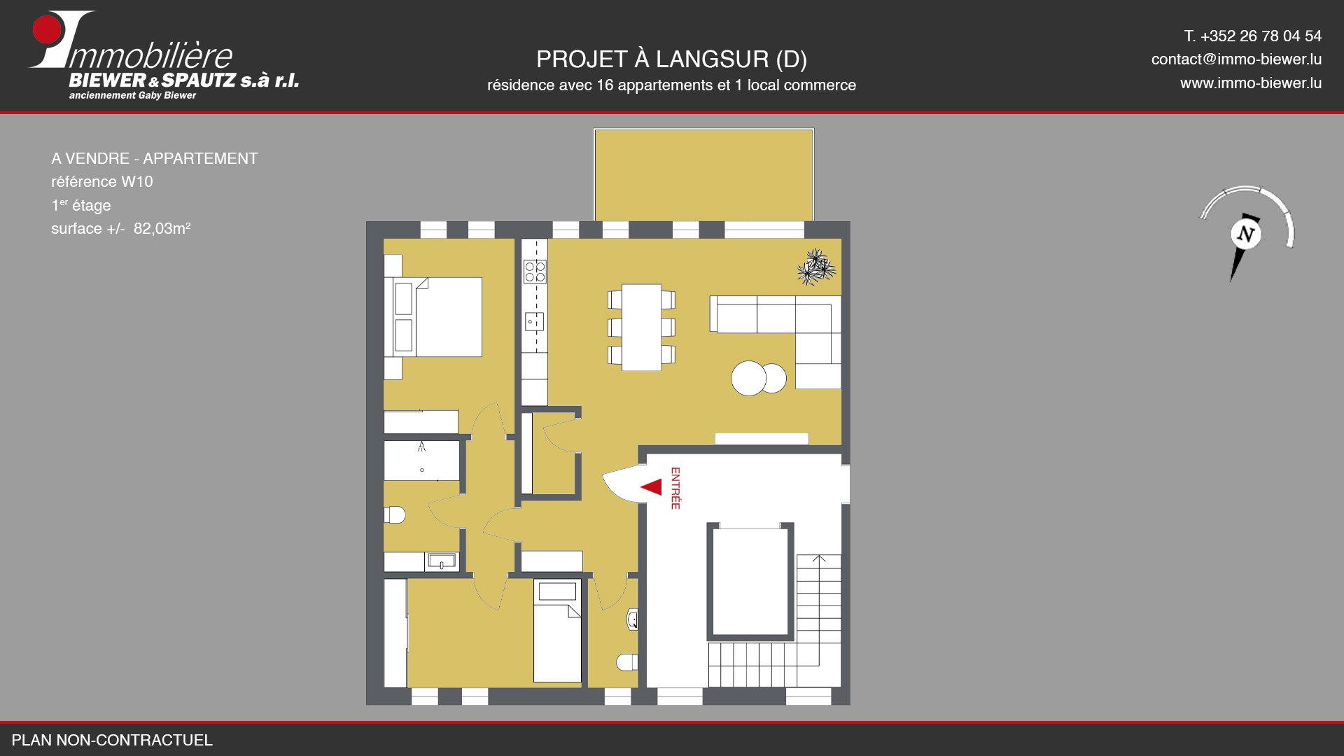 Sale Apartment - Langsur - Germany