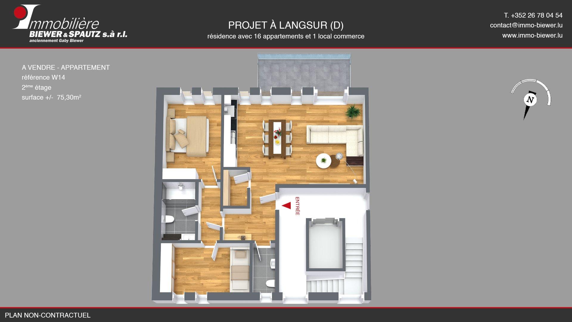 Verkauf Wohnung - Langsur - Deutschland